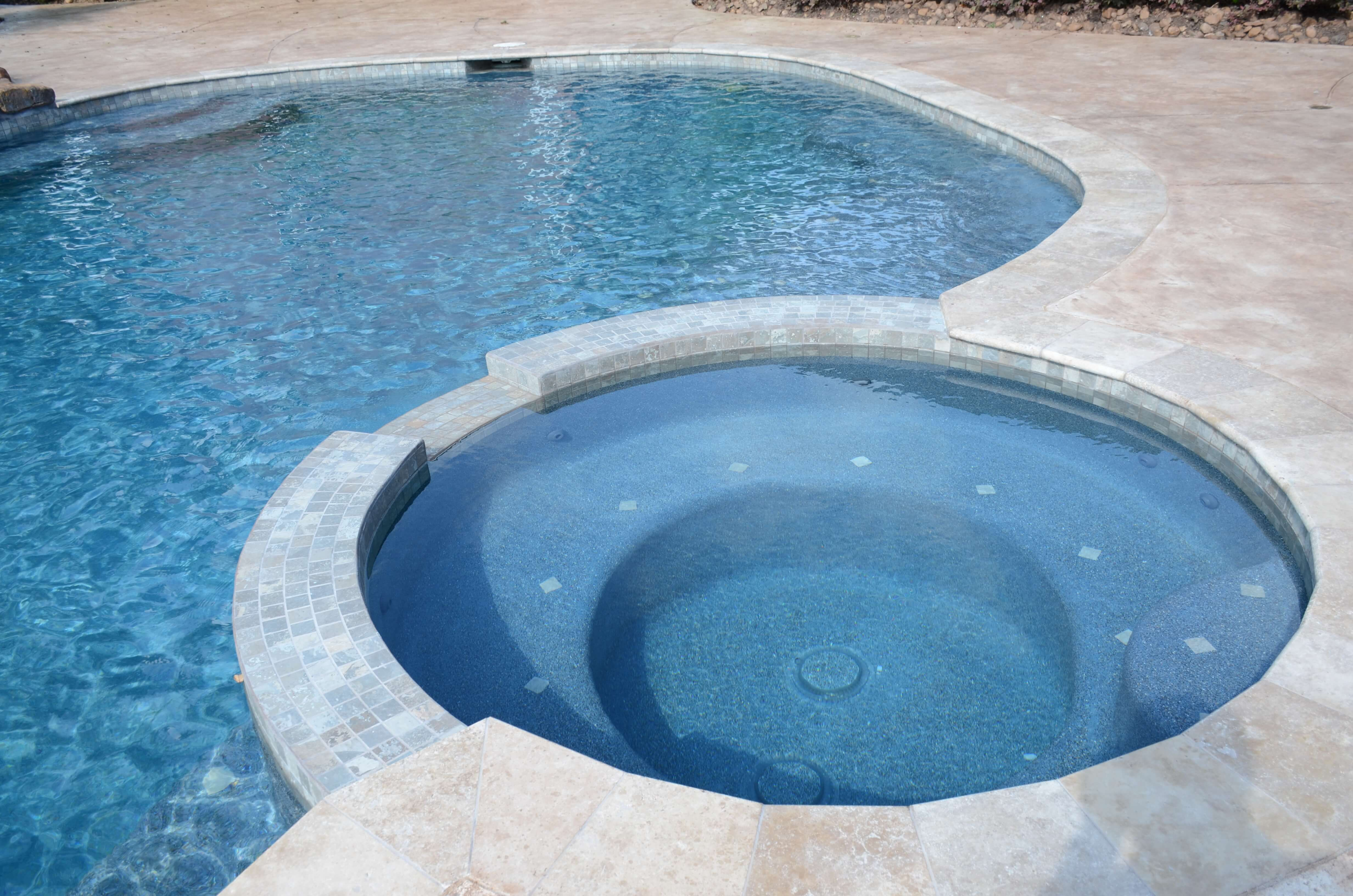 gunite spa builder