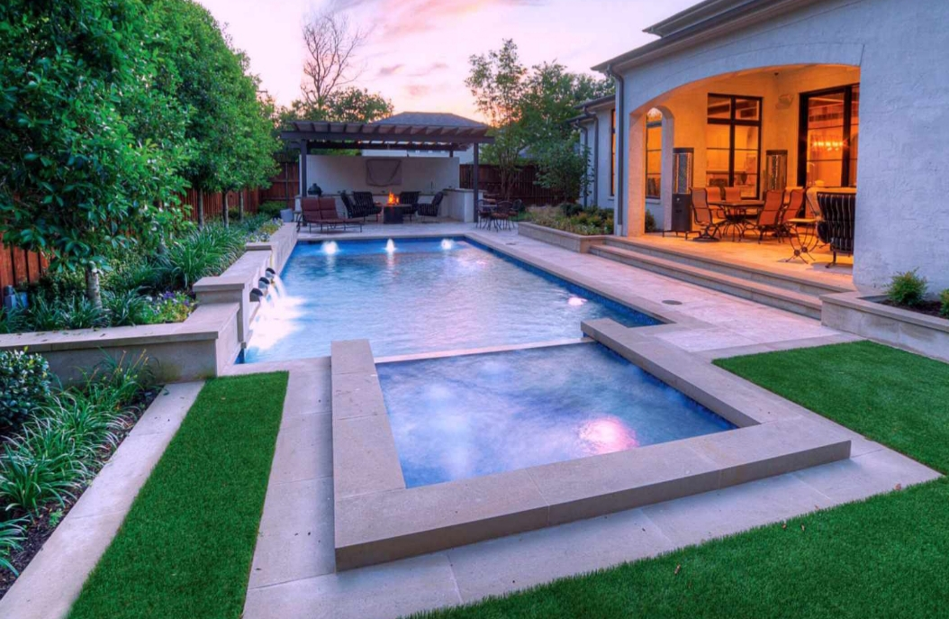 Sugar Land, TX - Millennium Custom Pools