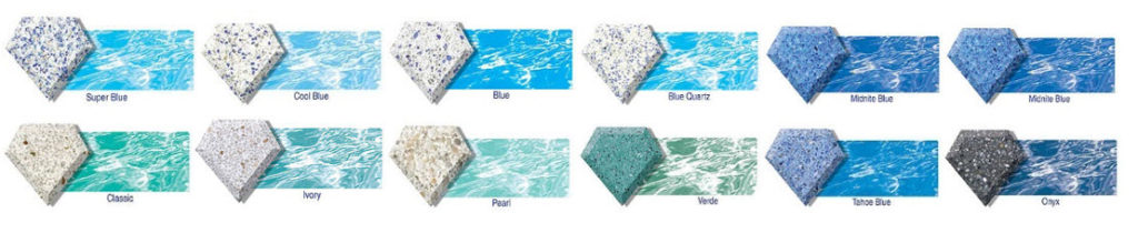 Diamond Brite Pool Plaster Styles
